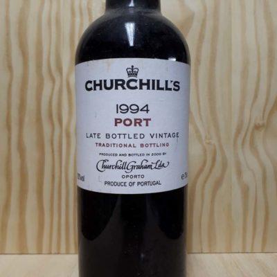 køb Churchills LBV 1994 portvin
