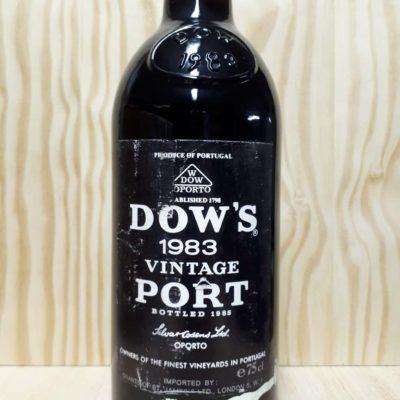 køb Dows Vintage 1983 portvin