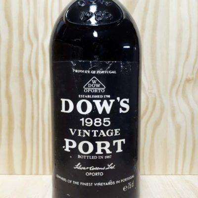 køb Dows Vintage 1985 portvin