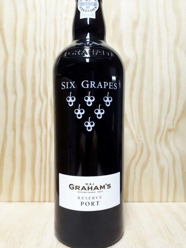 køb Grahams Six grapes portvin