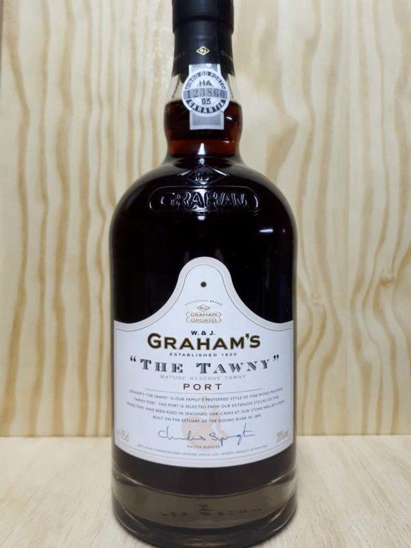 Køb Grahams the tawny portvin