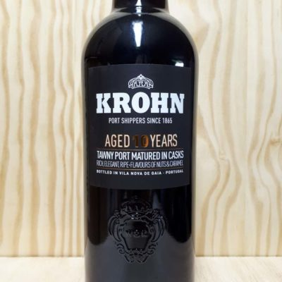 køb Krohn 10 års tawny portvin