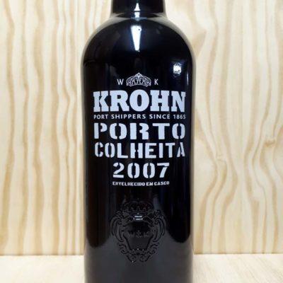 Køb Krohn colheita 2007 portvin