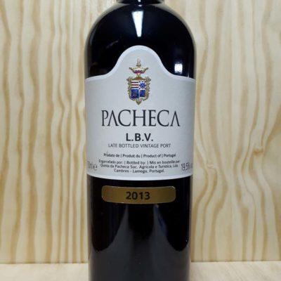 Køb Pacheca LBV 2013 portvin