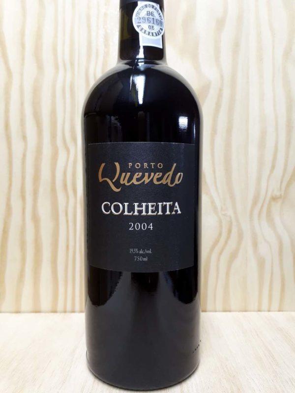 køb Quevedo Colheita 2004 portvin