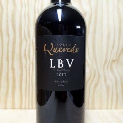 Køb Quevedo LBV 2013 portvin
