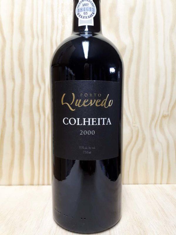 køb Quevedo Colheita 2000 portvin
