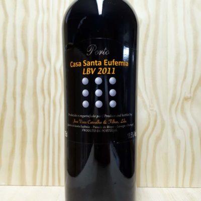 køb Casa Sante Eufemia LBV 2011 portvin