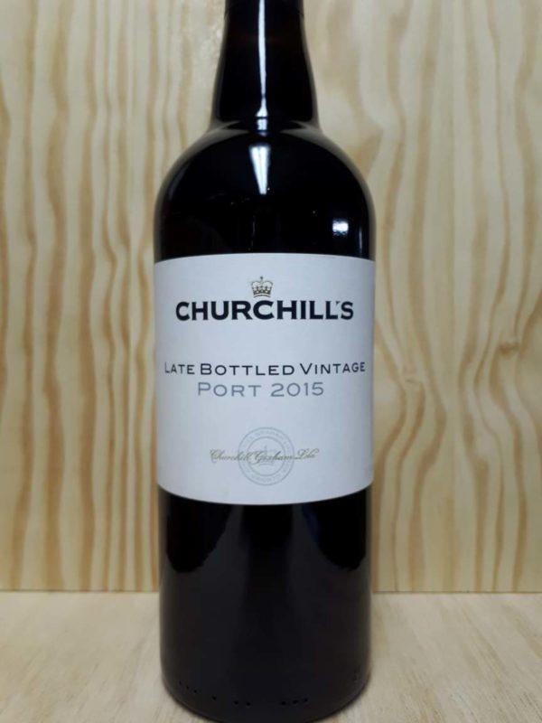 køb Churchills LBV 2015 portvin