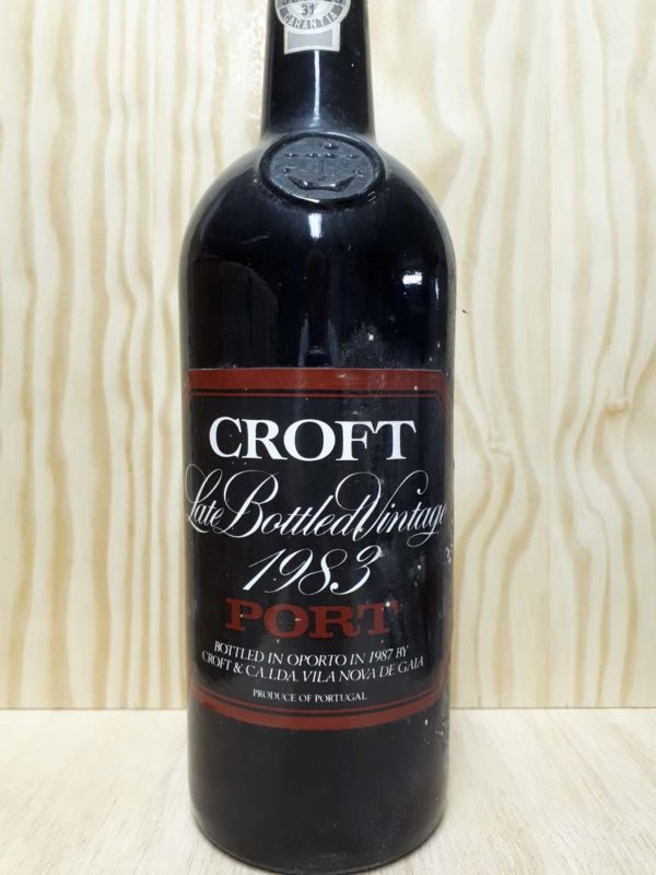 køb Croft LBV 1983 portvin