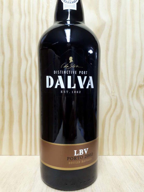 Køb Dalva LBV 2002 portvin