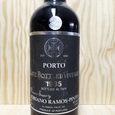 Køb Ramos Pinto LBV 1985 portvin