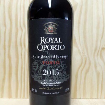 Royal Oporto LBV 2015 portvin