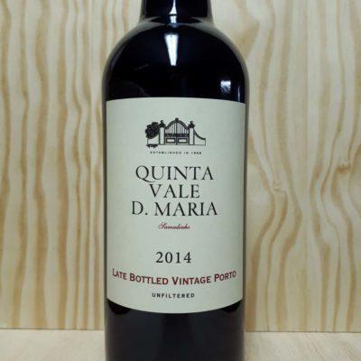 Køb Quinta Vale D Maria LBV 2014 portvin
