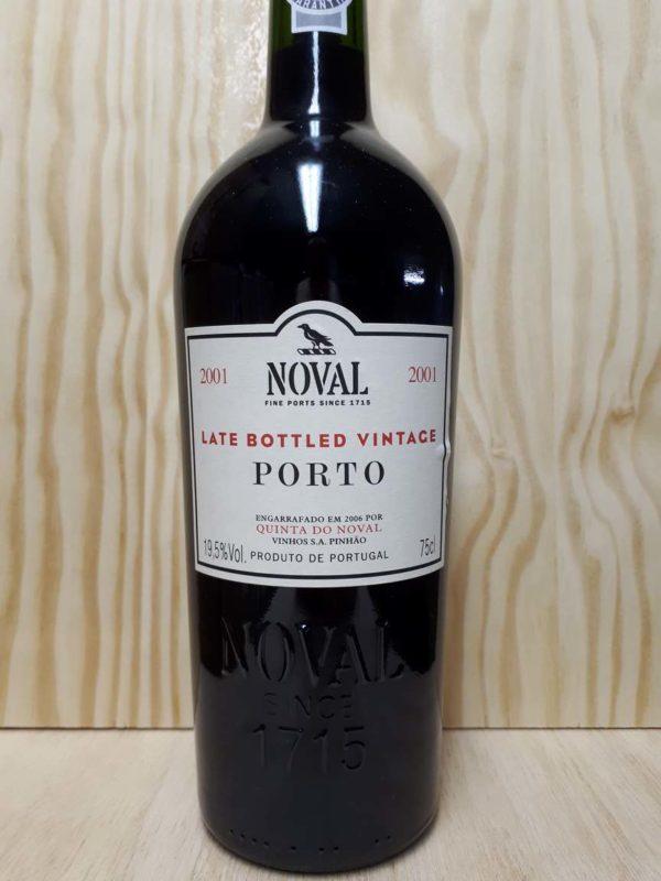 køb Noval LBV 2001 portvin