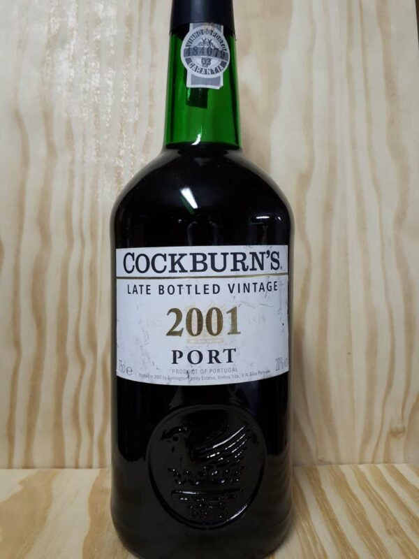 Cockburn LBV 2001