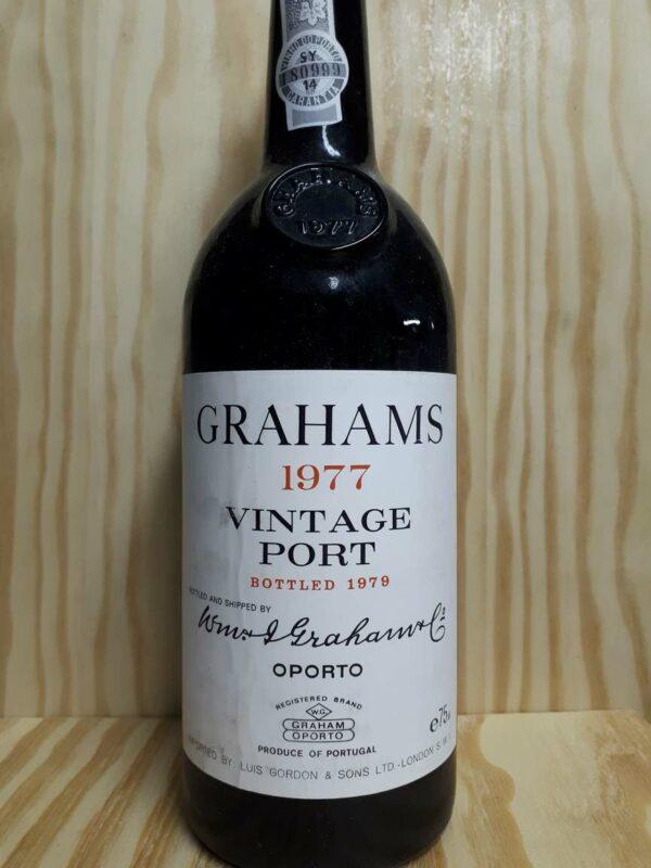 Grahams vintage 1977