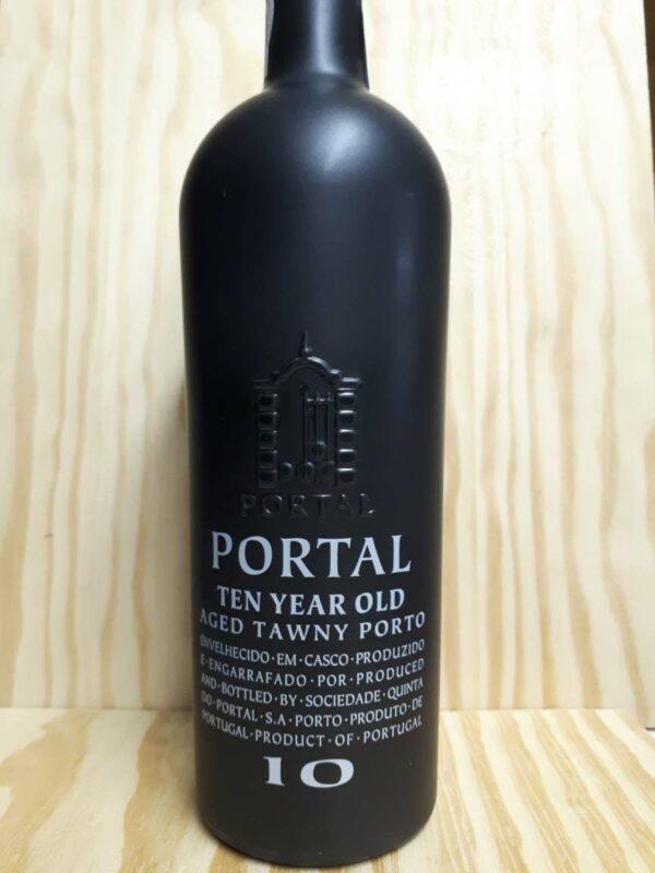 Portal 10 års tawny
