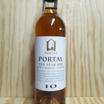 Portal 10 års white