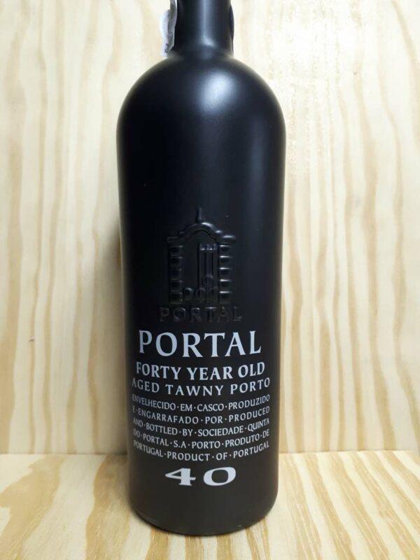 Portal 40 års tawny