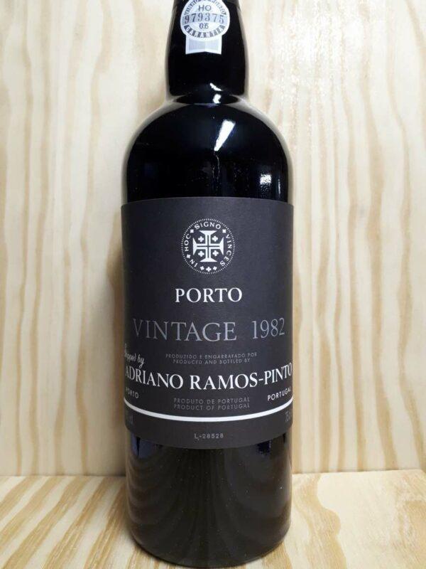 Ramos vintage 1982