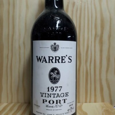 Warre vintage 1977