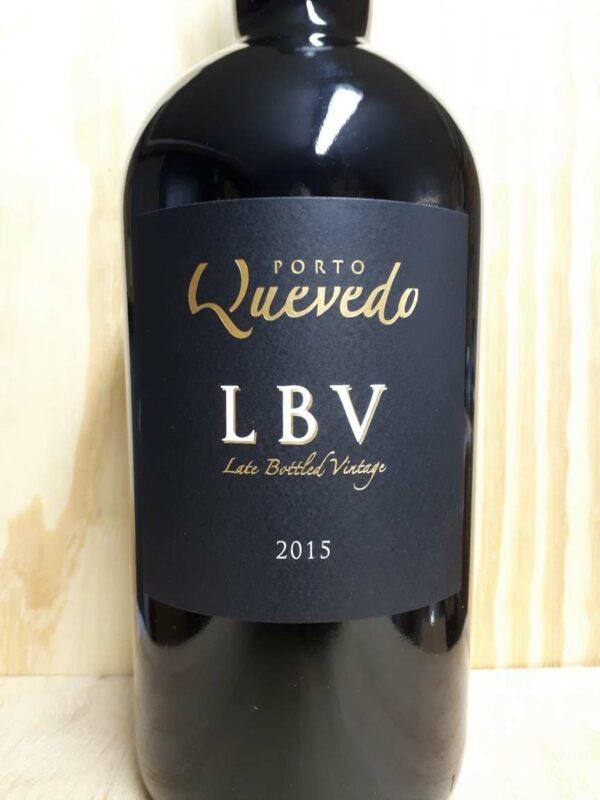Quevedo LBV 2015