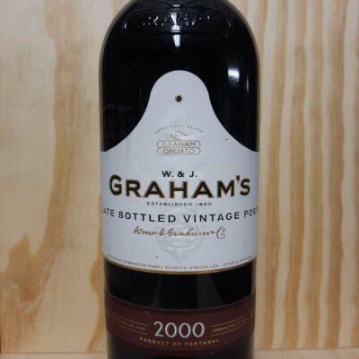 Grahams LBV 2000