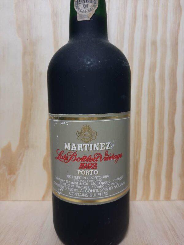Martinez LBV 1992