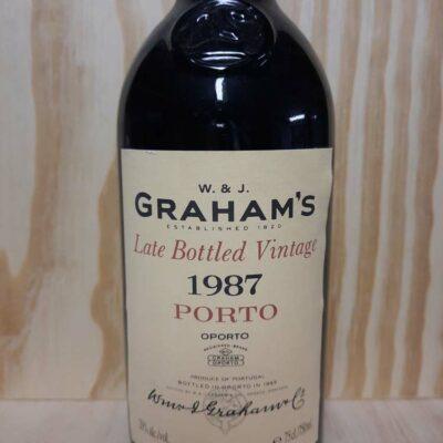Grahams LBV 1987